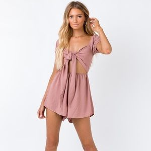Princess Polly The Egan Playsuit